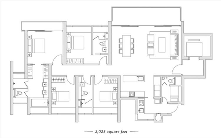 Ardmore Ii Condominium Details In Orchard Downtown Nestia Singapore