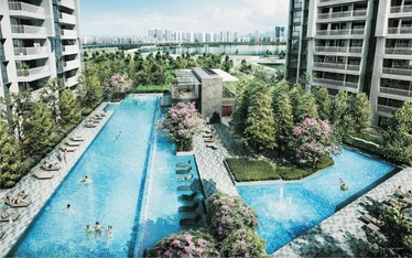 The Lakefront Residences