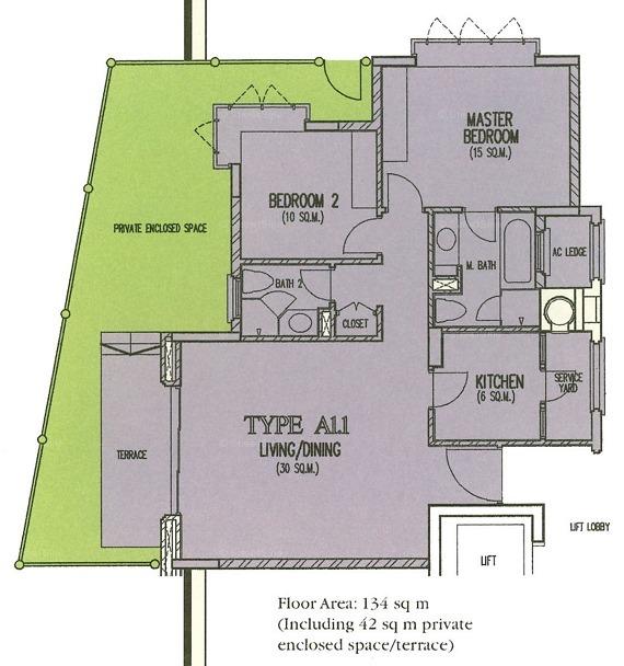 Costa Rhu Condominium Details In Kallang Geylang Nestia Singapore