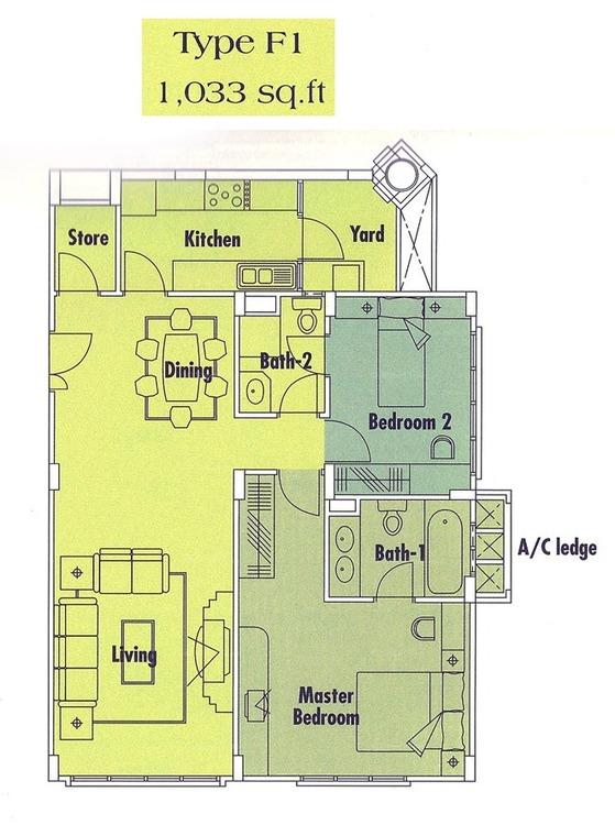Changi Green Condominium Details In Tampines Nestia Singapore