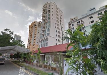 Tai Pei Apartments