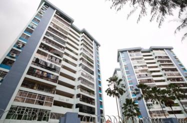 Yuan Ching Road Apartment