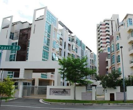 Coastarina Condominium Details In Bedok Nestia Singapore