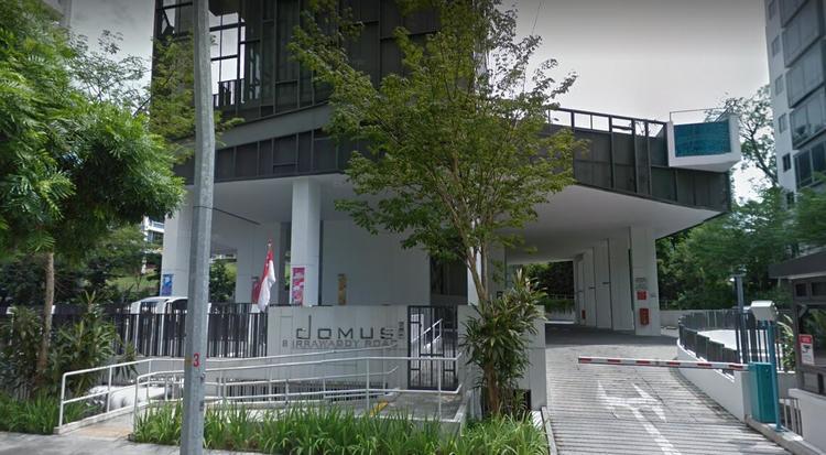 Domus Condominium Details In Toa Payoh Novena Nestia Singapore
