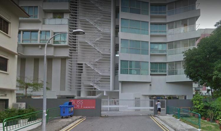Bliss Loft Condominium Details In Toa Payoh Novena Nestia Singapore