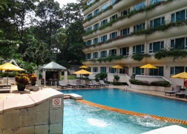 The Shangri la Apartments