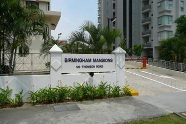 Birmingham Mansions