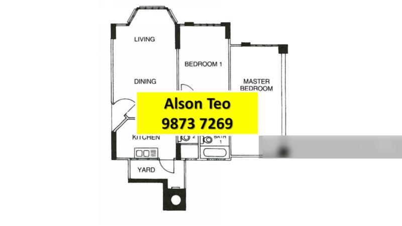 Chiltern Park 131 137 Serangoon Avenue 3 Entire Unit 2 Bedrooms Condominiums Apartments And Executive Condominiums For Rent By Alson Teo S 2900 Nestia