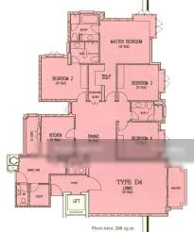 Costa Rhu 1 Rhu Cross Entire Unit 2 Bedrooms Condominiums Apartments And Executive Condominiums For Rent By Anjana Agarwal S 4000 Nestia