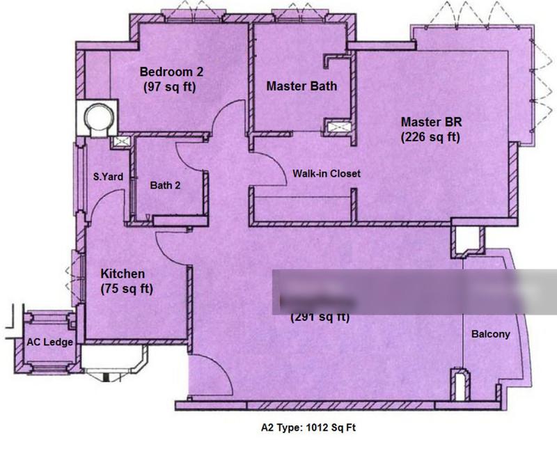 Costa Rhu 7 Rhu Cross Entire Unit 2 Bedrooms Condominiums Apartments And Executive Condominiums For Rent By Doris Tey S 6400 Nestia