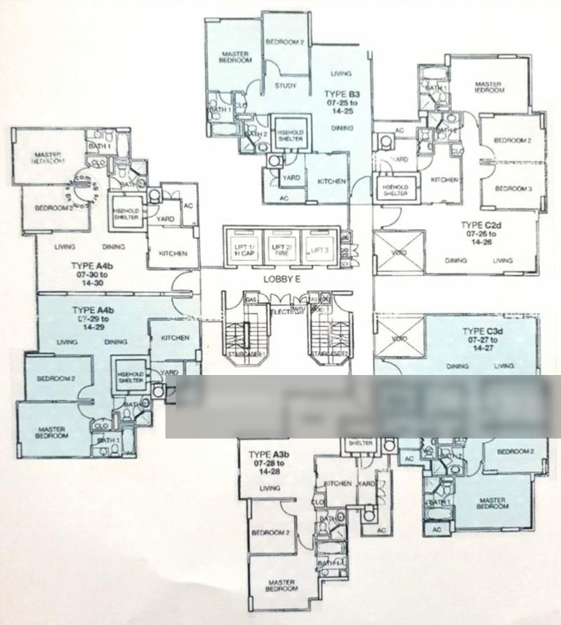 Blue Horizon 21 West Coast Crescent Entire Unit 2 Bedrooms Condominiums Apartments And Executive Condominiums For Rent By Josephine Lee S 3000 Nestia