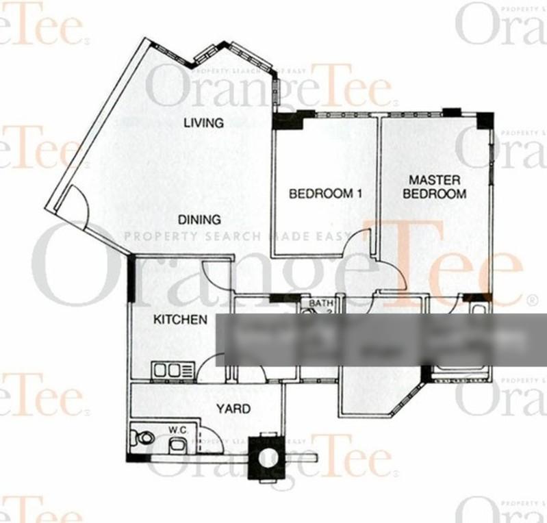 Chiltern Park 133 Serangoon Avenue 3 Entire Unit 3 Bedrooms Condominiums Apartments And Executive Condominiums For Rent By Sylvia Tan Z M S 3600 Nestia