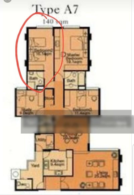 Azalea Park Condo 10 Flora Road Private Room 1 Bedroom Condominiums Apartments And Executive Condominiums For Rent By Tan Sze Wei S 1000 Nestia