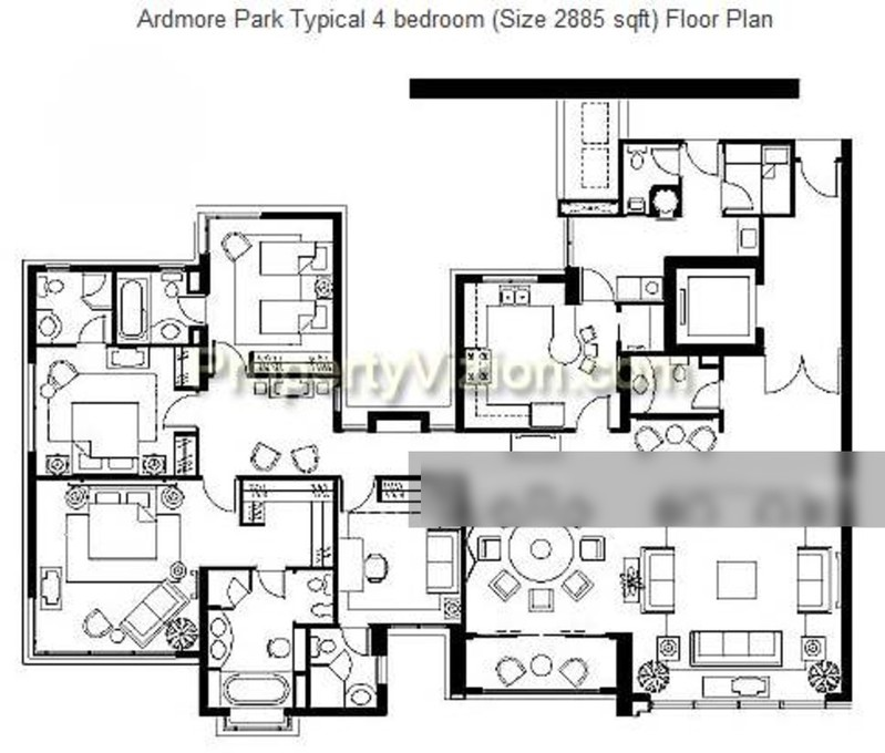 Ardmore Park 9 Ardmore Park 4 2885 Sqft Condominiums Apartments And Executive Condominiums For Sale By Michael Wan S 9500000 Nestia