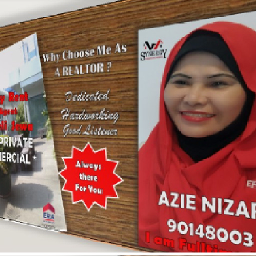 Azie Nizar R019239F 90148003