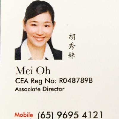 Oh Siew Mei R048789B 96954121